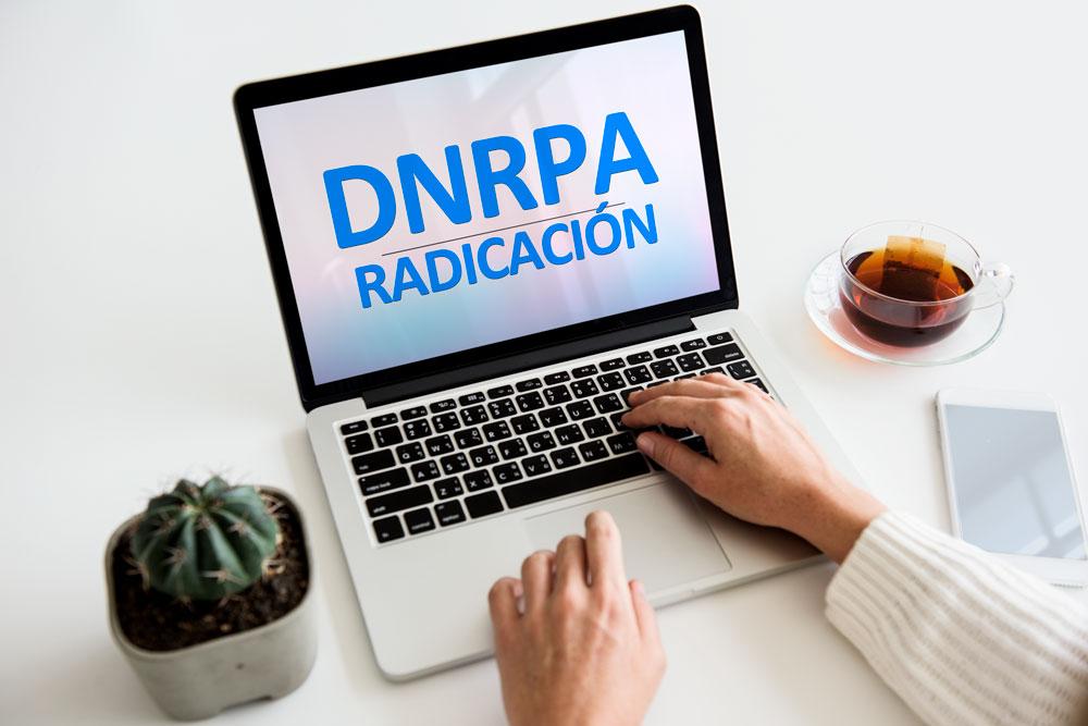 DNRPA radicación
