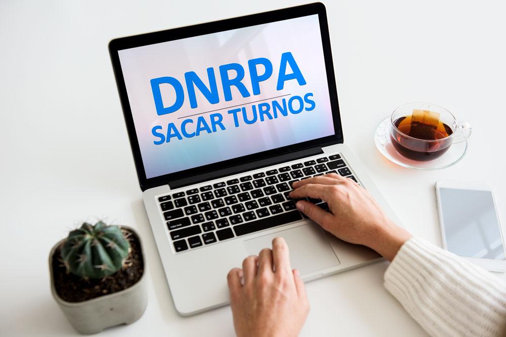 Sacar turnos DNRPA
